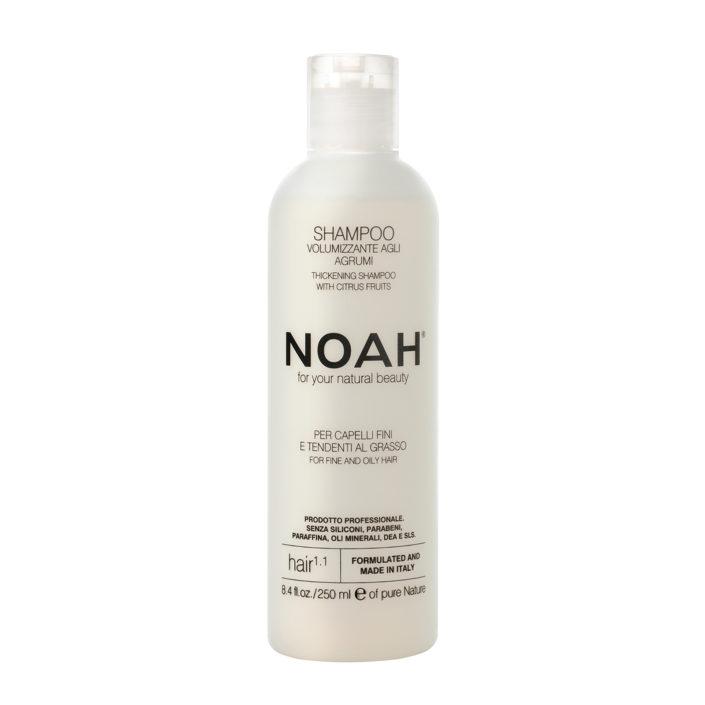 Shampoo Naturale per capelli grassi e fini_NOAH 250ml