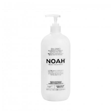 Balsamo Naturale per tutti i tipi di capelli_NOAH_1000ml