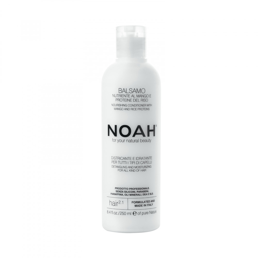 Balsamo Naturale per tutti i tipi di capelli_NOAH_250ml