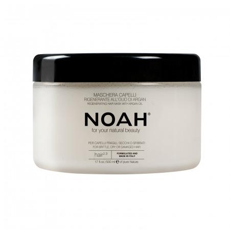 Maschera Naturale per capelli molto secchi e sfibrati_NOAH_500ml