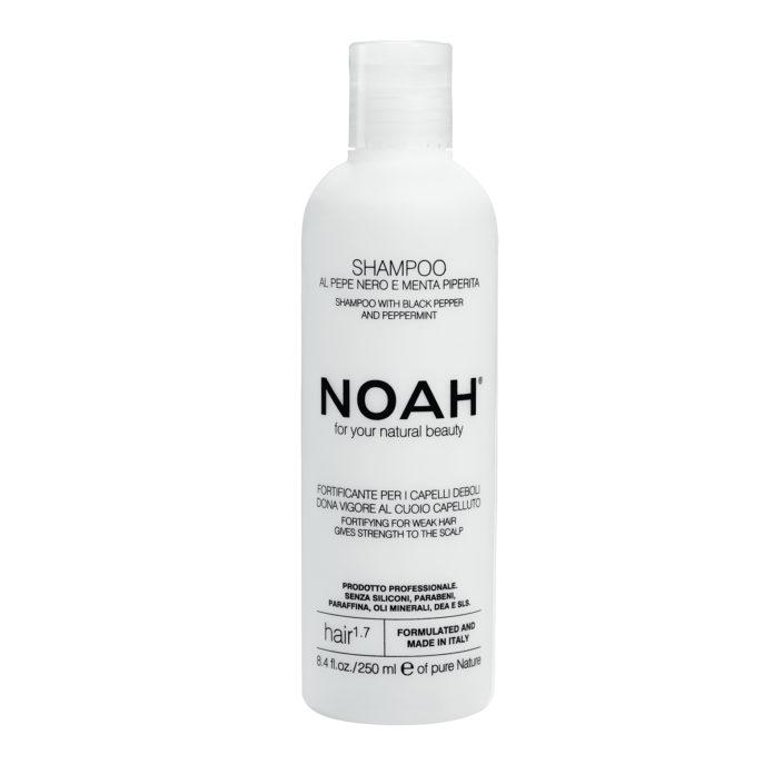 Shampoo Naturale per capelli deboli_NOAH_250ml