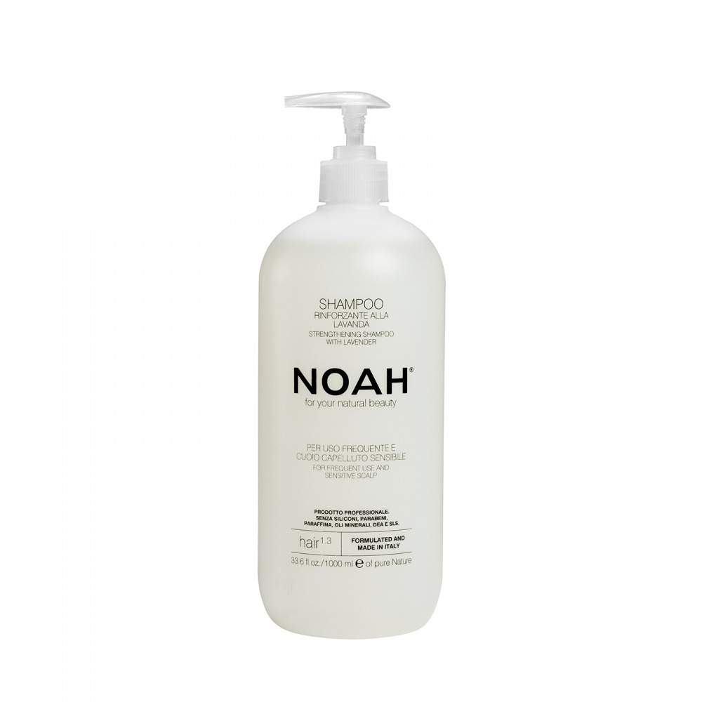 Shampoo Naturale per uso frequente_NOAH_1000ml