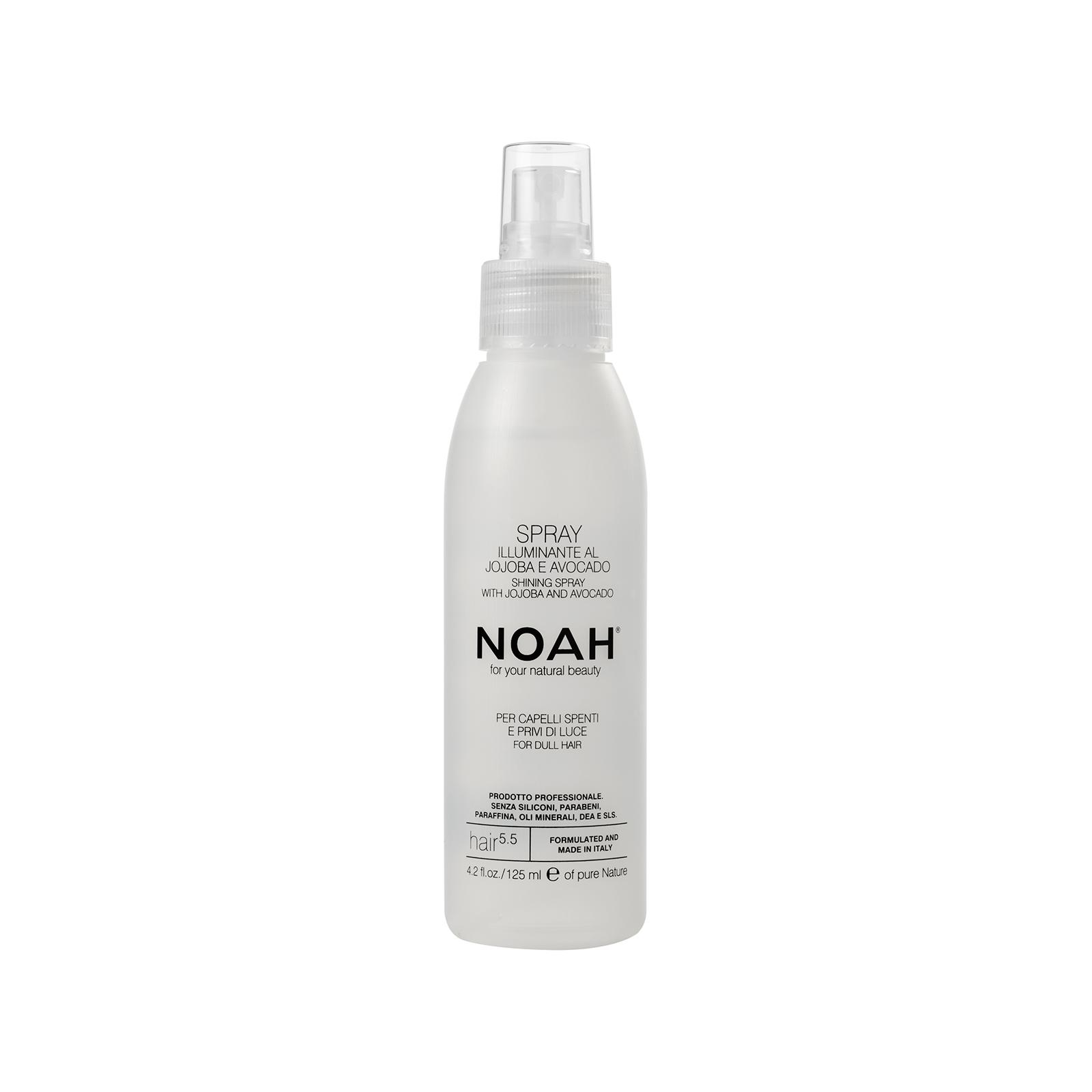 Amato Spray volumizzante NOAH dona corpo e sostegno ai capelli NQ12
