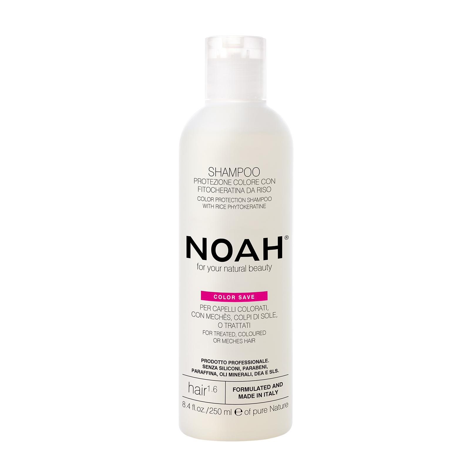 Shampoo Noah Per Capelli Colorati Con Mechès Colpi Di Sole