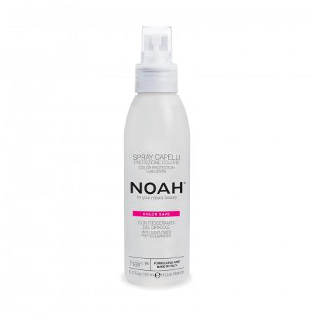 Prodotti naturali per capelli colorati - Shampoo protezione colore per capelli colorati, con mechès, colpi di sole o trattati