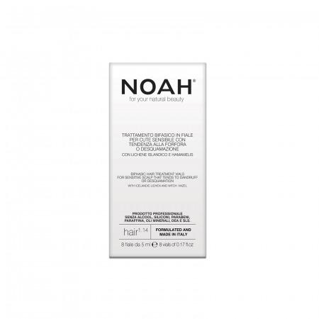 Trattamento-Bifasico per cute sensibile e tendenza alla forfora_NOAH