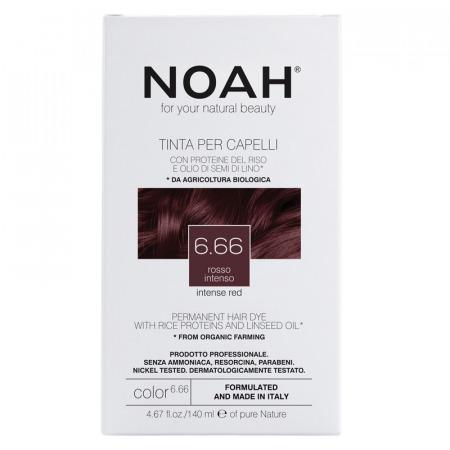 Prodotti naturali per capelli colorati -Tinta per capelli Rosso Intenso