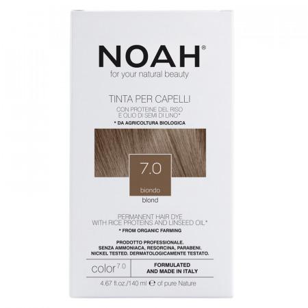 Prodotti naturali per capelli colorati -Tinta per capelli Biondo