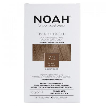 Prodotti naturali per capelli colorati - Tinta per capelli Biondo Dorato