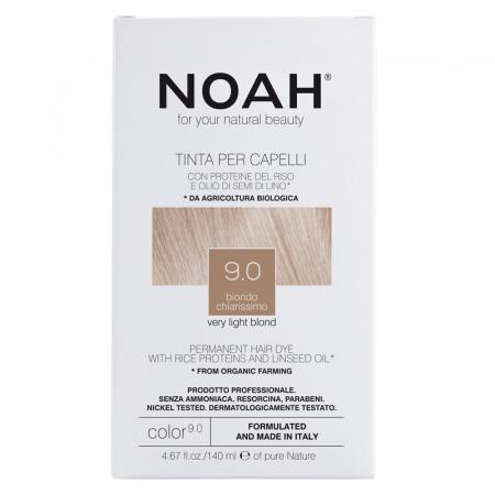 Prodotti naturali per capelli colorati - Tinta per capelli Biondo Chiarissimo