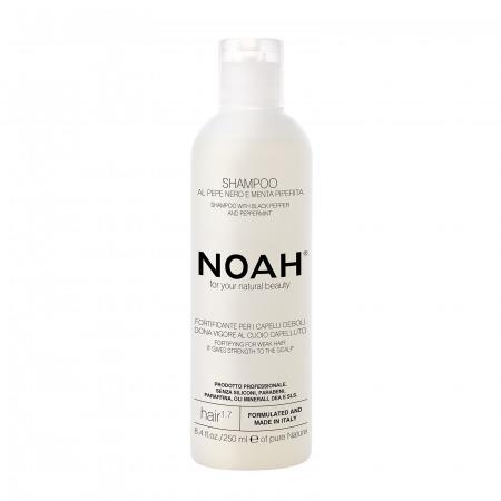 Prodotti naturali per capelli danneggiati - Shampoo fortificante per i capelli deboli, dona vigore al cuoio capelluto