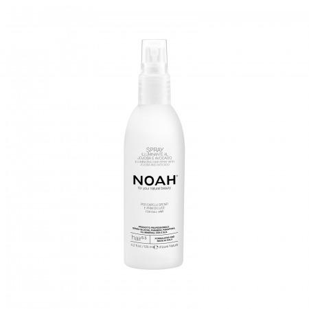 Prodotti naturali per capelli spenti e opachi - Spray illuminante