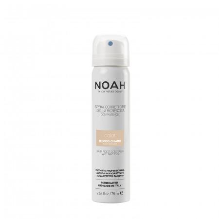 Prodotti naturali per capelli colorati - Spray correttore della ricrescita Biondo Chiaro