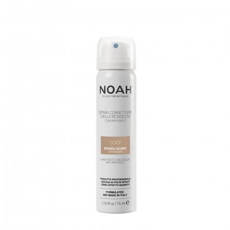 Prodotti naturali per capelli colorati - Spray correttore della ricrescita Biondo Scuro