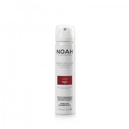 Prodotti naturali per capelli colorati - Spray correttore della ricrescita Rosso