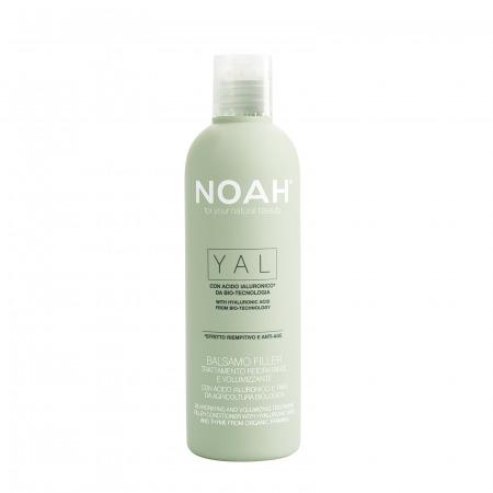 impacchi per capelli naturali - Prodotti naturali per capelli danneggiati - prodotti naturali per capelli secchi - Balsamo filler trattamento reidratante e volumizzante