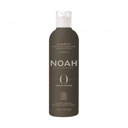 Prodotti naturali per capelli secchi - Shampoo Idratante